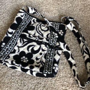 Vera Bradley slim crossbody bag